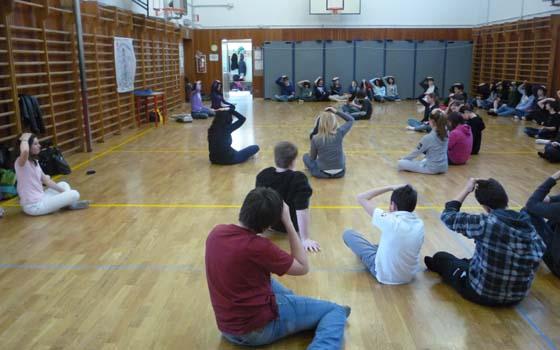 Corsi Di Yoga Nelle Scuole Sahaja Yoga Udine