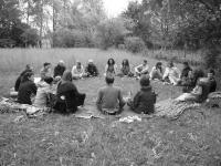 Meditazione in natura